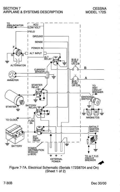 Electrical systems in light aircraft - Aviation Stack Exchange