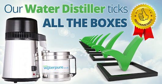 Make Water Pure Blog - Our water distillers are unbeatable in more ways than one