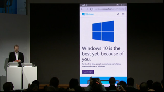 Report: Microsoft's Spartan browser due in next Windows 10 preview