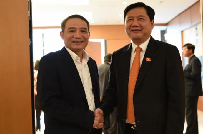 Image result for Bộ trưởng Trương Quang Nghĩa