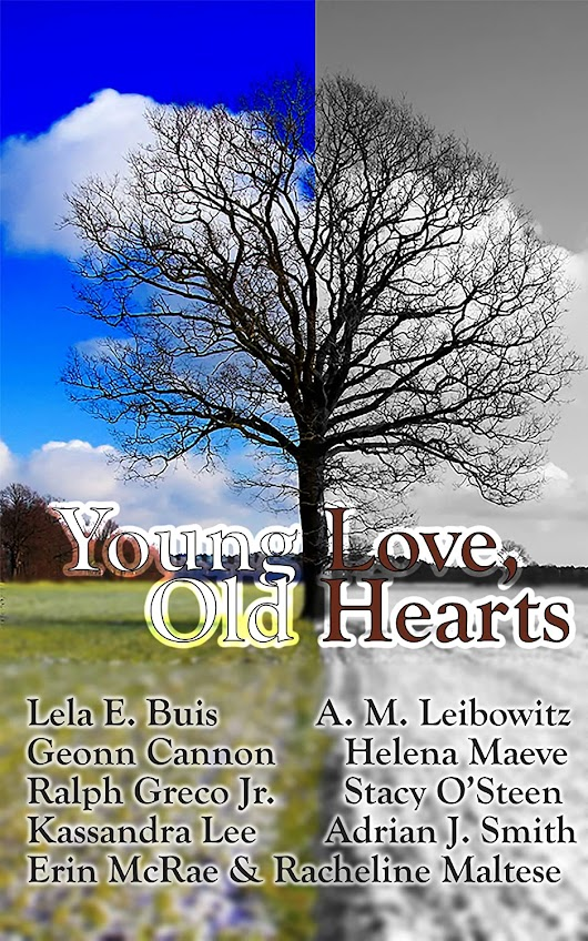 Hot New Release: Young Love, Old Hearts A Supposed Crimes Anthology