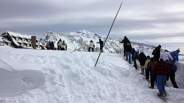 IMG_6675 Ranger-Led Snowshoe Hike