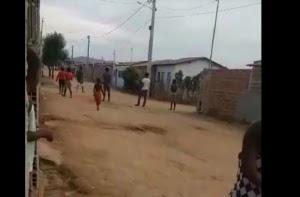 Tentativa de homicídio é registrada em Ruy Barbosa-BA nesta quinta-feira(29).