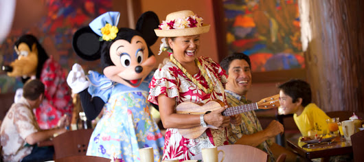 Is the Disney Aulani Character Breakfast on Oahu Worth the Price?
