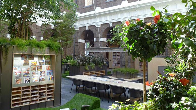 undefinedSchiedam Public Library