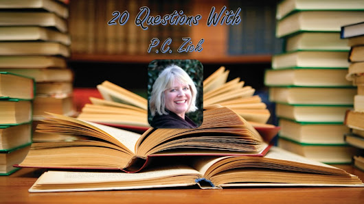 20 Questions with P.C. Zick