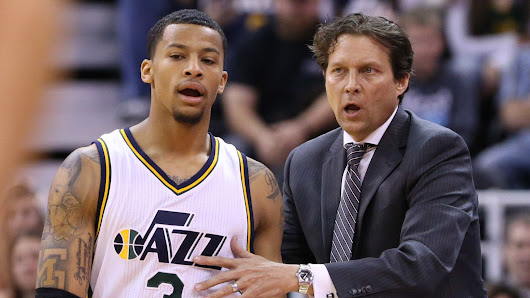 Utah Jazz point guard Trey Burke looks to redefine role, place with team