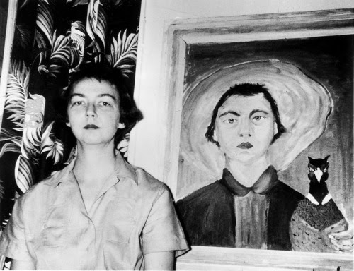 """xteetotalx:   """"At its best our age is an age of searchers and discoverers, and at its worst,  an age that has domesticated despair and learned to live with it happily."""" —Flannery O'Connor"""