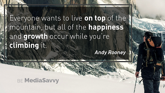 Creating happiness and growth for your business | Be Media Savvy
