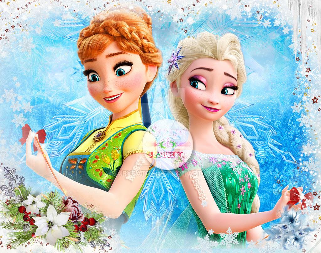 Frozen Elsa And Anna Wallpaper For Ipad Frozen Hd 532850 Hd