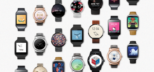 The definitive guide to Google's 17 new Android Wear branded watch faces