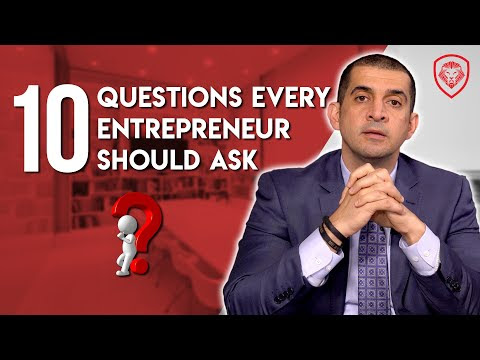 Buxone: Questions Every Entrepreneur Should Ask