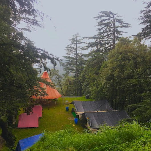 Camp Fairview, Shimla : A Beautiful Adobe Amidst Nature | CoupleOnBike