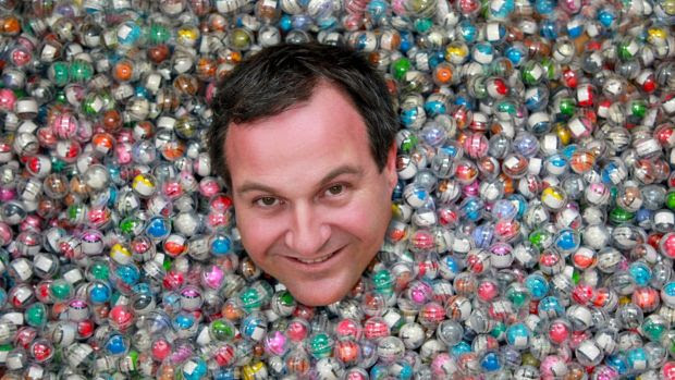 "Serial entrepreneur Graeme Warring has gone from Oz Experience to toys called ""squishies"" to gaming apps."