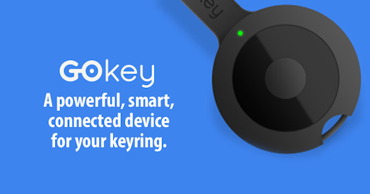 CLICK HERE to support GOkey: Battery-Memory-Remote. All on your keyring