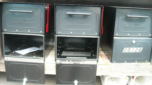 Is Your Mailbox A Target For Identity Theft?