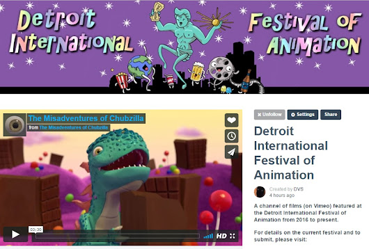 Archives - Detroit International Festival of Animation