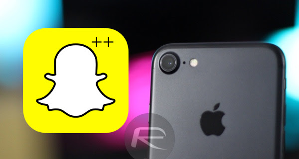 Image result for snapchat++ ios 10 no computer no jailbreak