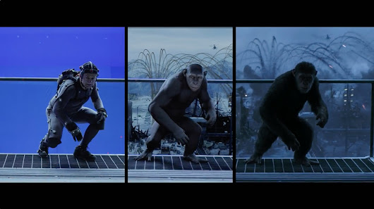 WAR FOR THE PLANET OF THE APES - The Art of VFX