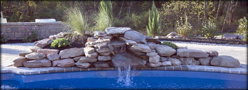 Beautiful Rock Swimming Pools Modern Diy Art Designs