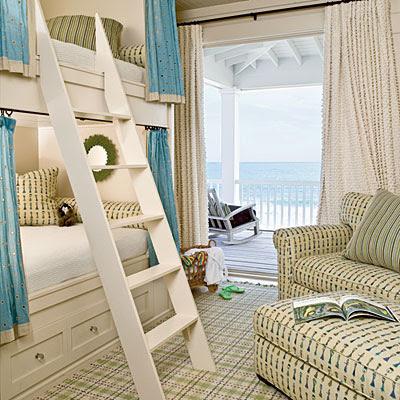 Children's Cottage Bedroom Ideas | redesignedinteriors