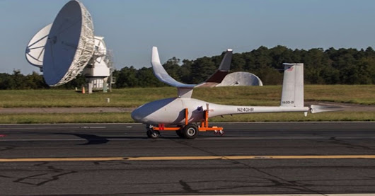 Video: Diesel-Powered Drone Set New Multi-Day World Record For Longest Flight