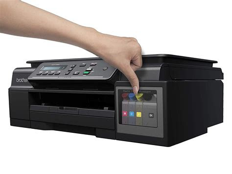 brother dcp  multi function ink tank printer