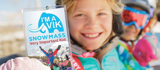 The VIP Treatment for the Kids: Very Important Kid (VIK) Snowmass