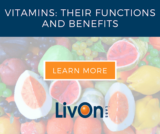 Vitamins: Their Functions and Benefits