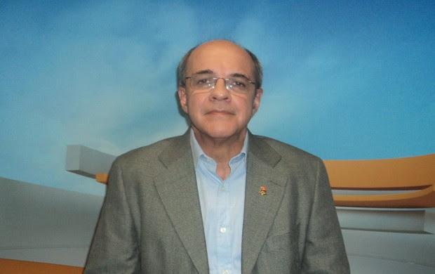 """Bandeira de Mello participa do programa """"Arena SporTV"""" (Foto: Wilson Hebert / SporTV.com)"""