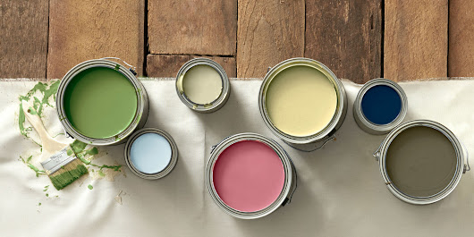 The 25 Best Interior Paint Colors