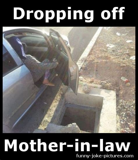 Mother In Law Funny Quotes