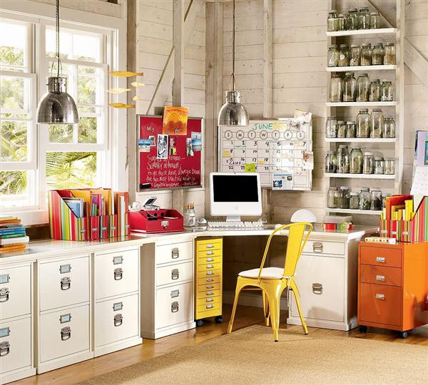 Great-ideas-of-Modern-and-Sophisticated-Home-Office-Ideas | Skybambi