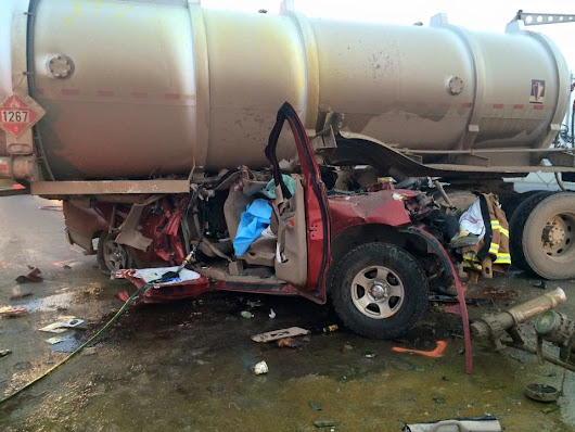 31 Year Old Mother Killed in Trucking Accident Near George West, Tx | Rogers Law Blog
