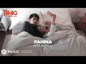 Pahina by Kiss N Tell [Music Video]