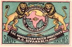 india allumettes 013