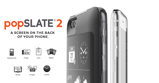 CLICK HERE to support popSLATE 2 - Smart Second Screen for iPhone