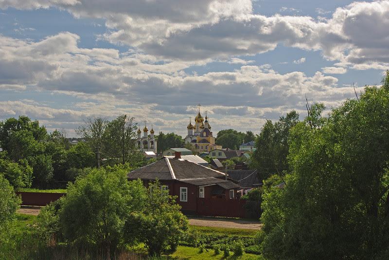 Выходные в Переславле-Залесском
