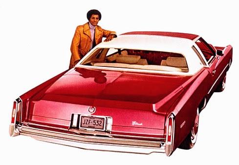 1977 Cadillac Eldorado Production Numbers/Specifications