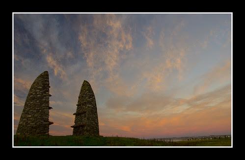 Aiginis Farm Raiders' Monument by Jan M2