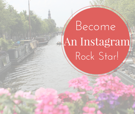 10 Steps to Become an Instagram Rock Star
