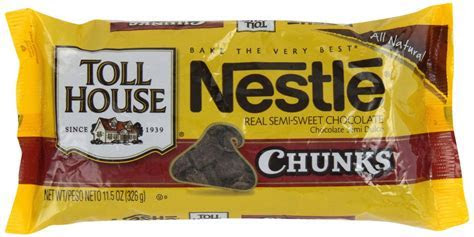 Nestles Chocolate Chip Cookies   House Cookies
