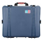 Porta Brace Hard Case with Wheels and Field Audio Padded Divider Kit Upgrade - PB-2750DKAUD
