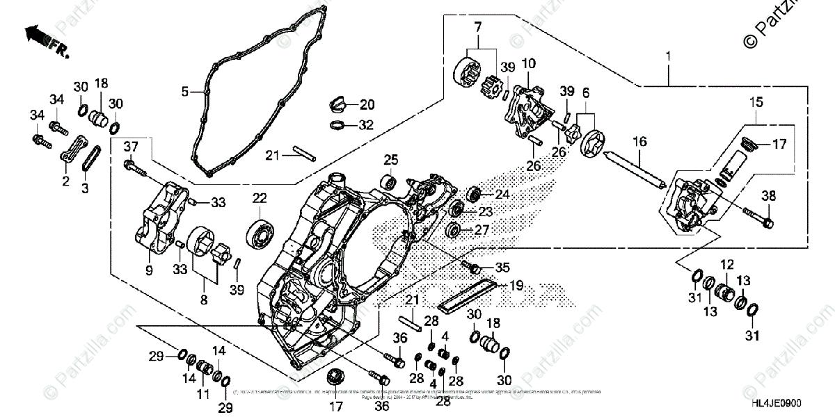 29 Honda Pioneer Parts Diagram
