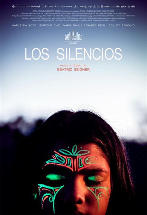 Los Silencios : Poster