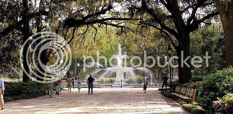 Savannah Parks in Georgia