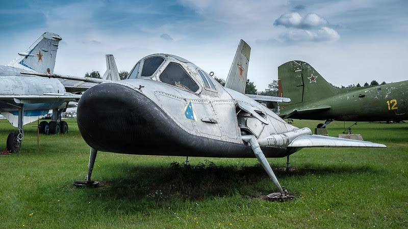 Mikoyan-Gurevich MiG-105 Spiral