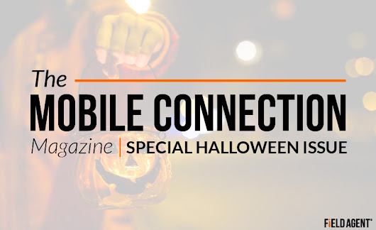 Mobile Connection Magazine: Monster Insights to Win HALLOWEEN Shoppers
