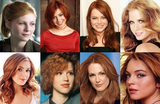 10 More Things You May Not Know about Your Fav Redhead Celebrities