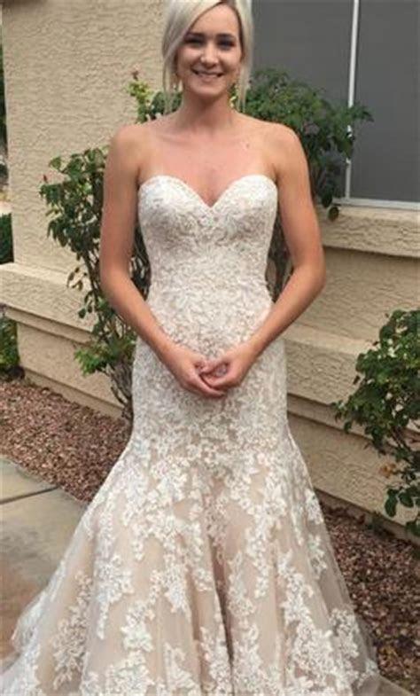 Allure Bridals 2767, $800 Size: 8   New (Un Altered